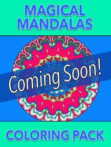 Magical Mandalas – Coming Soon