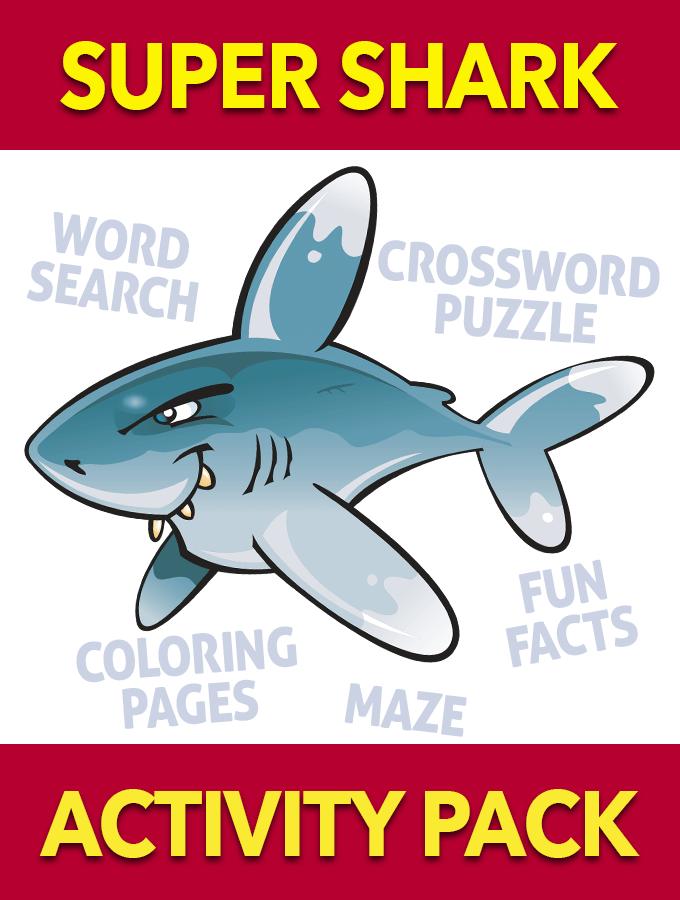 Super Shark Pack