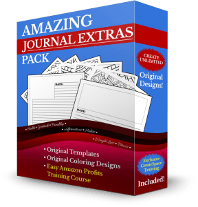 The Amazing Journal Extras Pack