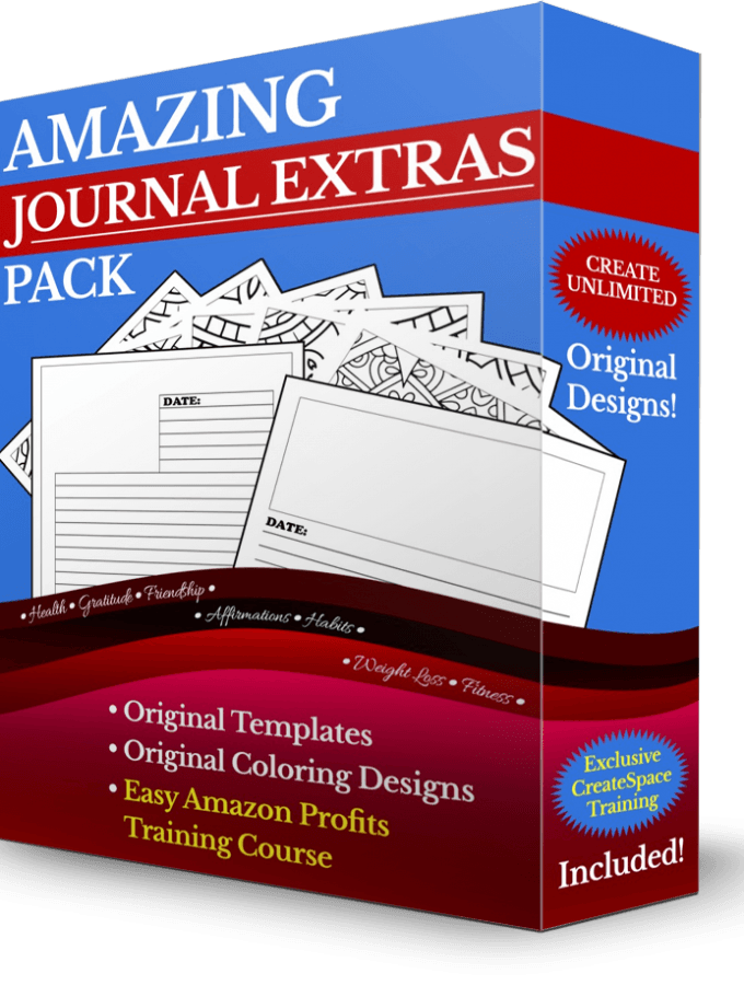Amazing Journal Extras Pack