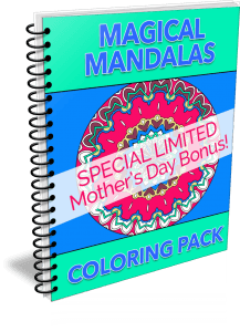 Magical Mandalas - Special Mother's Day Bonus