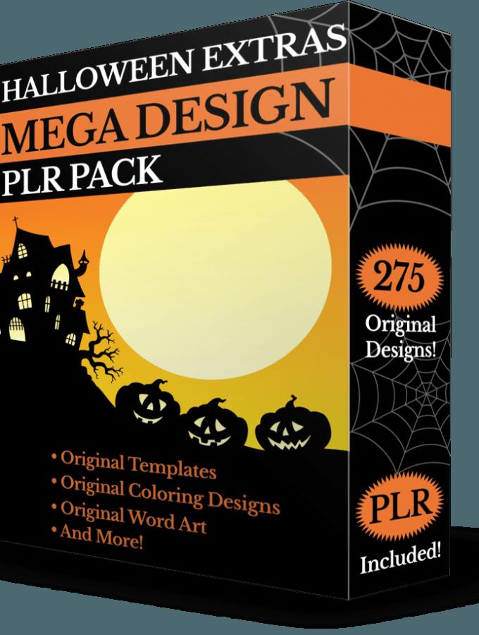 Halloween Mega Design Pack