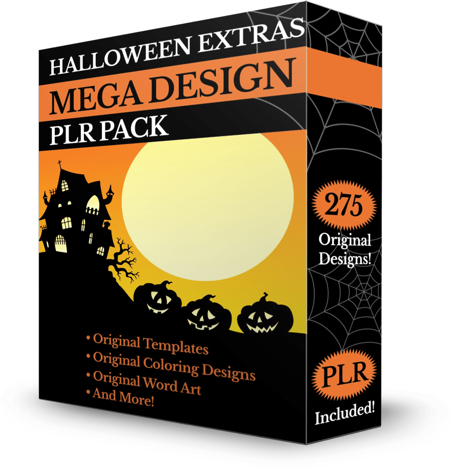 Halloween Mega Design Pack